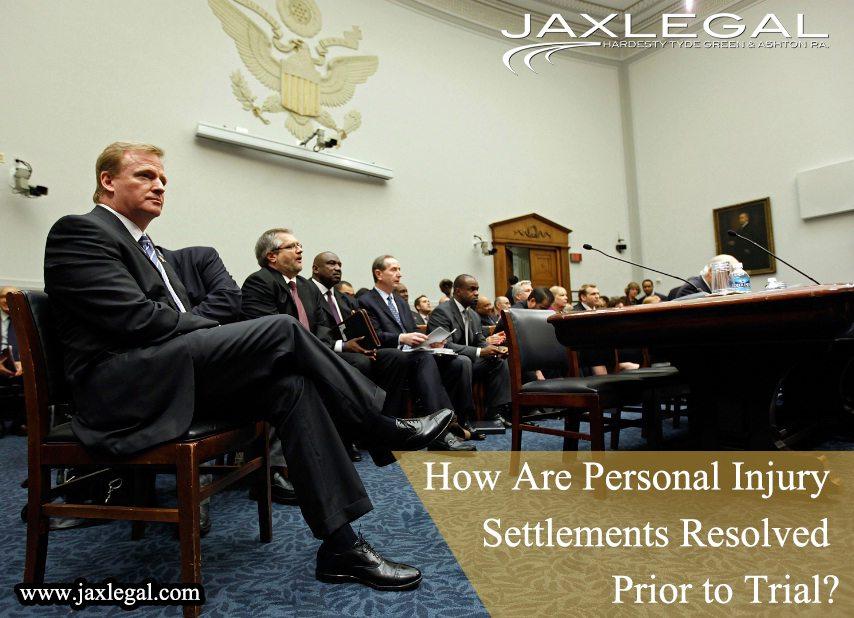 Personal Injury Settlements