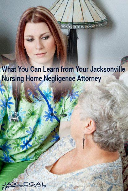 Jacksonville Nursing Home Negligence Attorney
