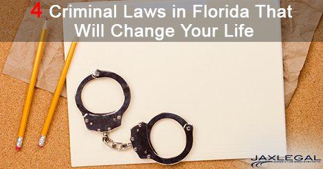 Jacksonville Criminal Defense Attorney