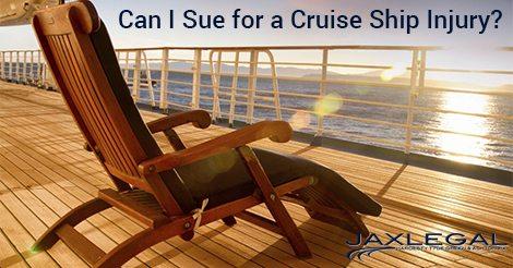 Cruise Ship Injury
