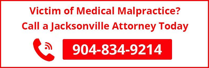 Call Medical Malpractice Jacksonville