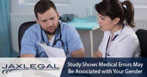 Jacksonville Medical Errors