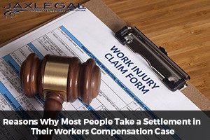 worker's compensation settlement