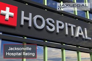 Jacksonville hospital rating
