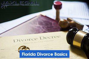 Florida Divorce Basics
